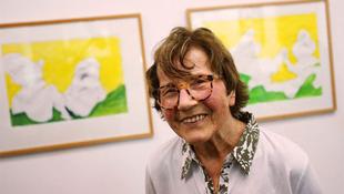 Elhunyt Maria Lassnig