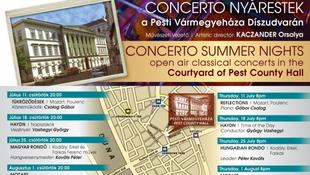 Indulnak a Concerto Nyárestek