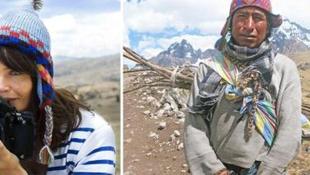 Saját fotóival harcol a szupermodell a globális felmelegedés ellen
