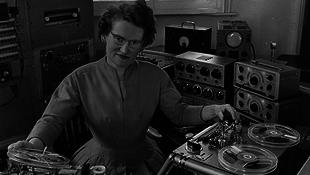 A világ első női lemezlovasa