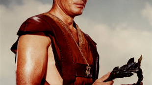 Elhunyt Ben Hur