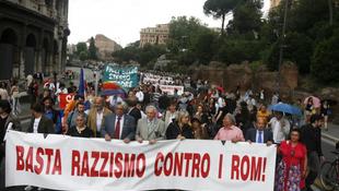 Róma  és a romák