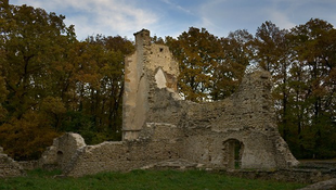 Rejtélyes lelet a kolostor romjainál