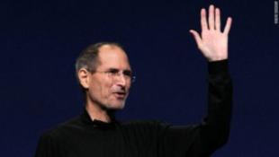 Mázsás ajándék az Apple-vezérnek