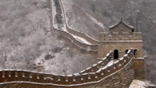 Majdnem ledöntötték a Kínai Nagy Falat!