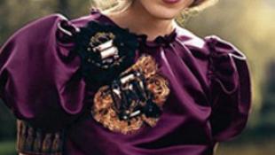 A Harry Potter csinos tinisztárja felhagy a filmezéssel - inkább a Vogue-ban pózol