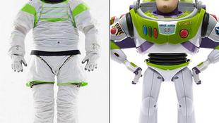 A Toy Story hőse és egy kortárs űrhajós: mint két tojás