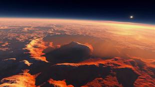 Újabb óriási felfedezés a Marson