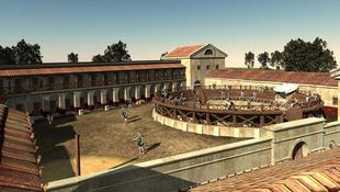 Gladiátoriskola a Duna-parton