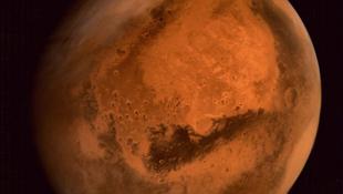 Ez az eddigi legjobb indiai Mars-fotó