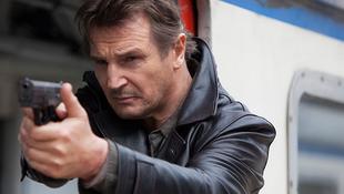 Liam Neeson még mindig bírja szusszal