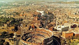 Róma ünnepi díszben
