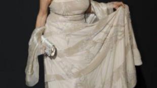 Claudia Cardinale Erdélybe látogat