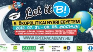 Let it B! – A Föld