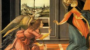 Mégis utazik Botticelli angyala