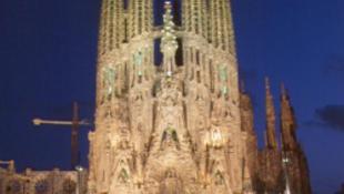 Megfúrják a Sagrada Familia-t