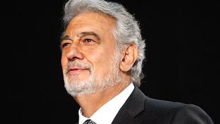 Plácido Domingo ünnepel