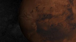 Felvételek készültek a Mars rejtett csatornáiról