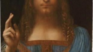 Hamis lehet a 37 milliárdos Leonardo kép
