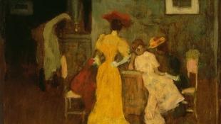 Rippl-Rónai hölgyei hozták a legtöbbet a konyhára