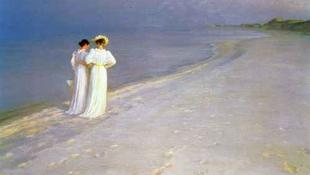 Különleges égi jelenséget figyeltek meg a dán partoknál