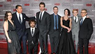 Kreatív Emmy-díjas a Trónok harca