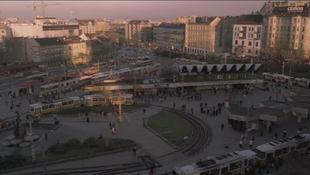 Brazíliából is látszik a Moszkva tér
