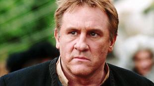 Depardieu egy szerencsétlen motorosra szórta a pofonokat