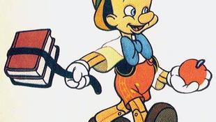 Felújították Disney Pinokkióját