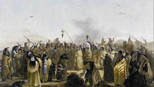 Harc az indián skalpokért