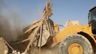 Buldózerrel rombolták le az 1500 éves kincset