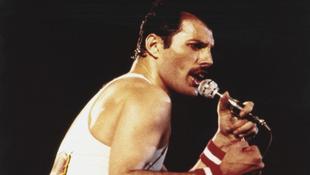 22 éve halott Freddie Mercury