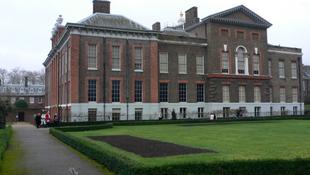 Megnyílik a felújított Kensington-palota Londonban