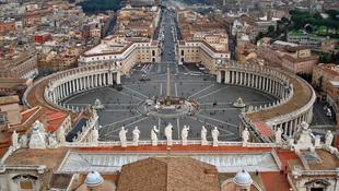 Kétezer éves nekropoliszt nézegethetünk a Vatikánban