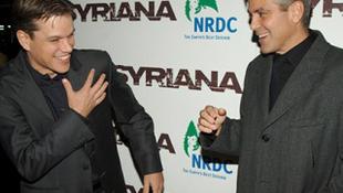 Clooney szexissé változtatja Matt Damont