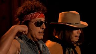 Alsógatya nélkül énekelt a TV-ben Bruce Springsteen