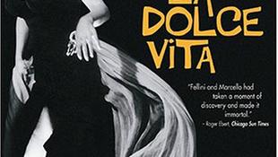 Fellini orális szex víziója Anita Ekberggel