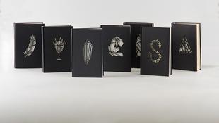 Újratervezte egy magyar grafikuslány a Harry Potter könyvek designját