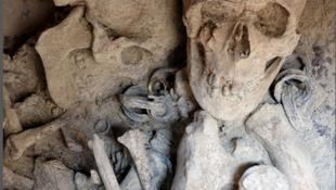 Bronzkori palotát találtak Spanyolországban