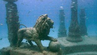 Egy víz alatti világ újrafelfedezése