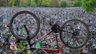 Mégis biciklizik a magyar