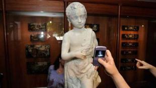 Megtalálták Michelangelo titokzatos szobrát?