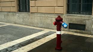 Tűzcsapból ivócsap