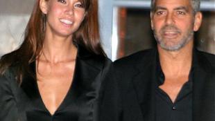 Beindult George Clooney exének karrierje