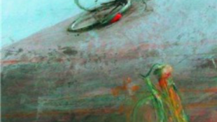 Bicikli és Radnóti a Műhelyben