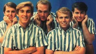 A Beach Boys 37 év után újra az élmezőnybe került