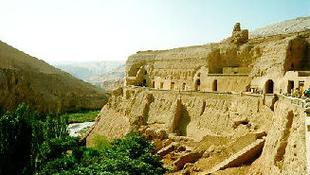 Őskori civilizáció a Selyemút mellett
