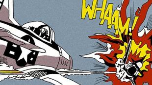 Idén lenne 89 éves Roy Lichtenstein