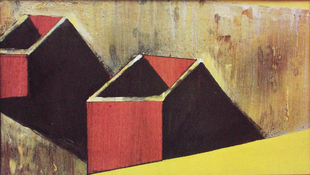 Szikora Tamás kiállítás a Zichy kastélyban