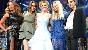 Unalmasak a Spice Girls-lányok